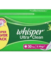 buy-whisper-ultra-clean-xl-wings-30-pads-at-rs-233-snapdeal